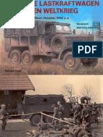 WAFFEN-Deutsche Lastkraftwagen im Zweiten Weltkrieg (Waffen-Arsenal Sonderheft 14)