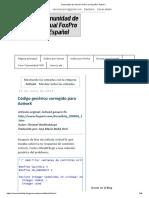 Comunidad de Visual FoxPro en Español_ ActiveX