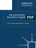 J. Eric Cooper, Michael J. Decker (auth.)-Life and Society in Byzantine Cappadocia-Palgrave Macmillan UK (2012)
