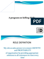 RD Associates - Selling Skills Version 1.5