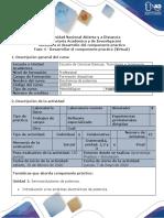 Guía para el desarrollo del componente práctico - Fase 4 - Desarrollar el componente práctico (virtual)