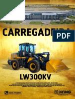 XCMG LW300KV prospecto
