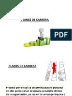 Subsistema de desarrollo planes de carrera