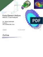 FEM ANSYS Plane Truss.pdf