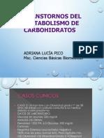 Casos clinicos para desarrollo informe laboratorio CH