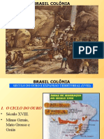 Mineração- Brasil