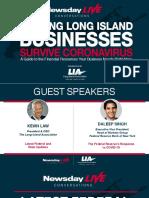 Helping Long Island businesses survive coronavirus
