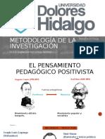HISTORIA DE LAS IDEAS PEDAGÓGICAS