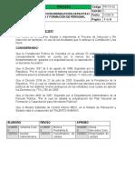 PR-TH-03 INDUCCION, REINDUCCION,CAPACITACION Y FORMACION DE PERSONAL