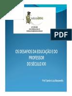 Desafios da Educação e do Professor do Século XXI.pdf