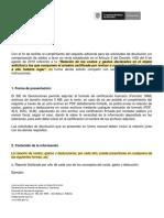 Lineamiento presentación Relación de costos gastos y deducciones DIAN