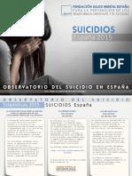 Observatorio del Suicidio -Estadisticas 2015-