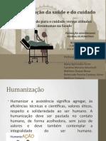 Humanização na enfermagem