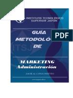 GUIA METODOLOGICA DE MARKETING 2020