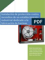Instalación de protección contra incendios de un establecimiento industrial dedicado a la fabricación de harinas.pdf