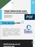 TIME SERVICES SAS (1)