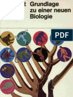 Grundlage zu einer neuen Biologie