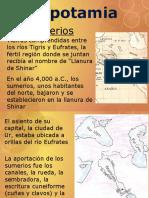 PRIMERAS CIVILIZACIONES 3