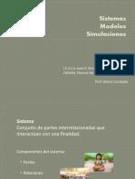 Sistemas y modelos