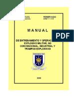 Manual de Trampas Explosivas
