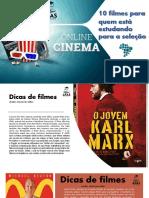 10 DICAS DE FILMES  - PROFEPT 2020 - AFAS.pdf