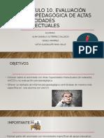 ALTAS CAPACIDADES CAP 10 PSICOPEDAGOGIA.pptx