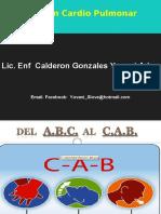 RCP  REANIMACION CARDIO PULMONAR