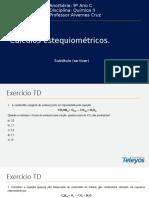 Calculos estequiométricos.pptx