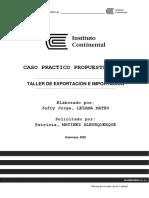 TDEI - Desarrollo Caso Practico Propuesto N°1 - Jefry Lezama Mateo