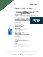 Anexo técnico OmniaTap 12 UV