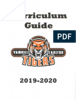 Curriculum Guide 2019-2020 Final