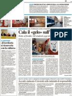 AccordoRsu-Universita su indennita di responsabilita / Cala il gelo sull'occupazione - Il Resto del Carlino del 21 dicembre 2010