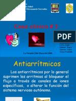 expo 3. caso farmaco. arritmias...pdf