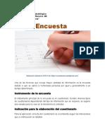 """Unidad III-Recurso  #6-  """"La Encuesta"""".pdf"""