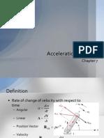 Acceleration Analysis