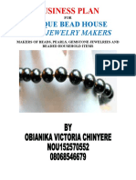 OBIANIKA VICTORIA, NOU152570552 Beads making
