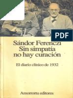 Ferenczi - Diario clínico .pdf