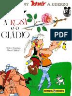 029 - Asterix - A Rosa e o Gládio