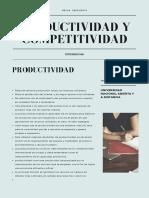 PRODUCTIVIDAD Y COMPETITIVIDAD (1)
