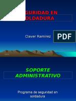Seg. en Soldadura