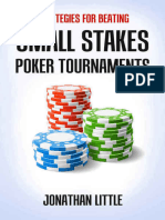 Strategies for Beating Small Stakes Poker Tournament - Jonathan Little.epub