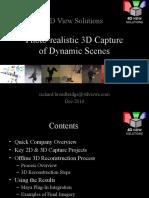 ParisfxLab - Photo-realistic 3D Capture