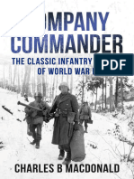 Company Commander - The Classic Infantry Memoir of World War II