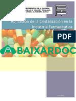 baixardoc.com-aplicacion-de-la-cristalizacion-en-la-industria-farmaceutica