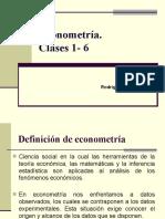 clases econometria
