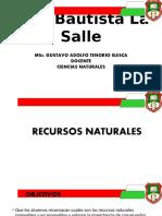 Material 5 Ciencias Séptimo 1 Per. RECURSOS NATURALES (1)
