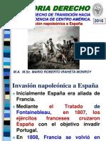 4C. INVASIÓN NAPOLEÓNICA A ESPAÑA