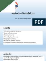 AULA 1_Métodos Numéricos_Slides_11-02-2020