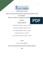 DISEÑO -SGSST PRIMERA ENTREGA corregido.docx