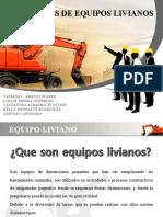 EXPOSICION TIPOS Y USOS DE LA MAQUINARIA LIVIANA.ppt